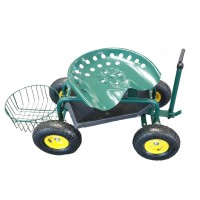 Wheeled Garden Seat