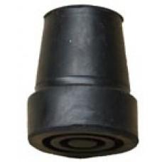 Black Aluminium Cane Ferrule