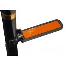 Cane holder - reflective
